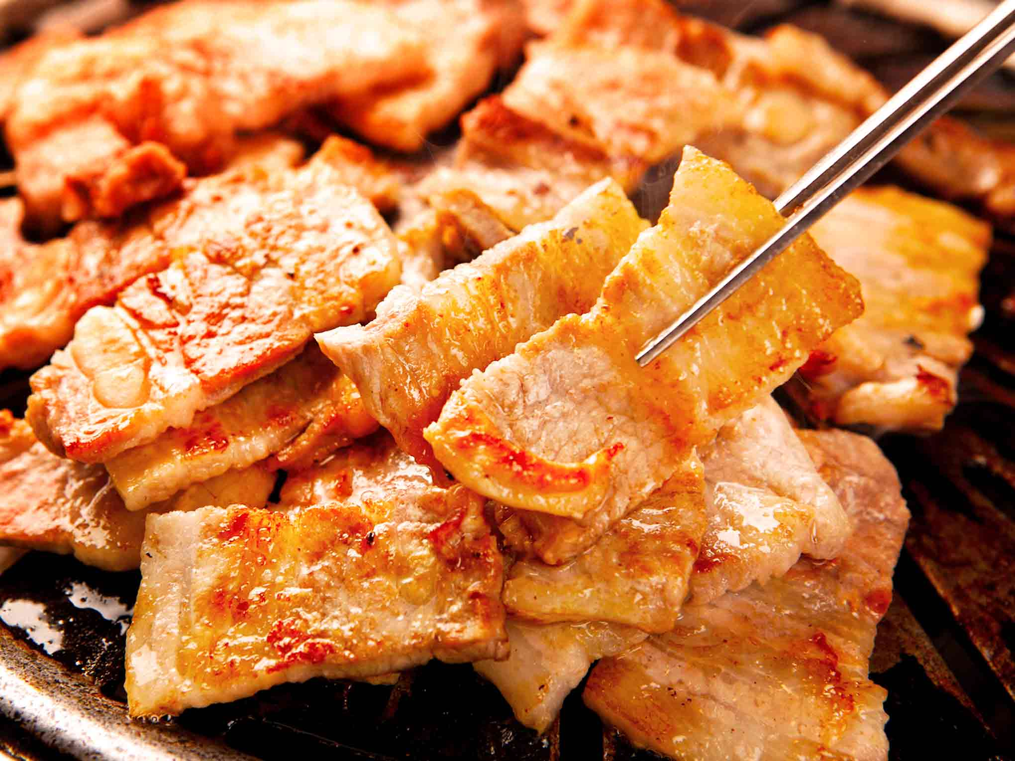 Pork Galbi